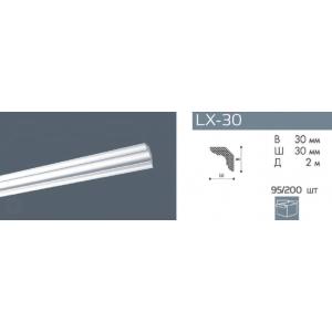 Плинтус потолочный NMC LX-30 (MP)
