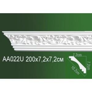 Карниз полиуретановый AA022U