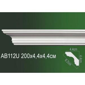Карниз полиуретановый AB112U