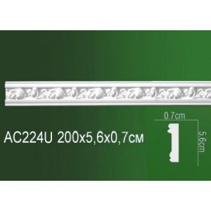 Молдинг полиуретановый AC224U