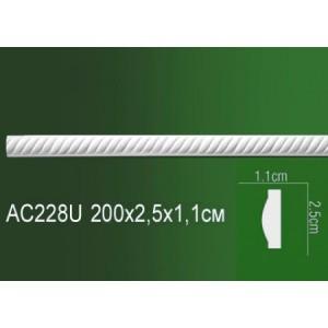 Молдинг полиуретановый AC228U