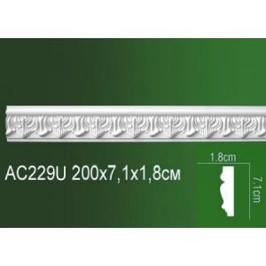 Молдинг полиуретановый AC229U