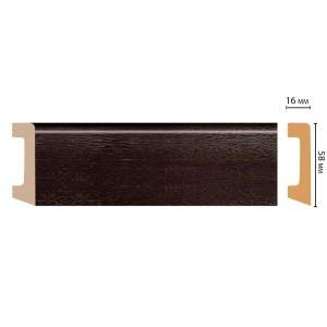 Цветной напольный плинтус D234-433