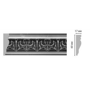 Молдинг DECOMASTER 161B-63 ШК/18 (60*17*2400мм)