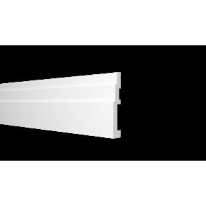 DD704 Плинтус широкий из дюрополимера