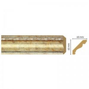 146-553 Карниз потолочный широкий