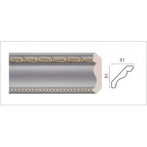 Карниз потолочный хай-тек 155-42G