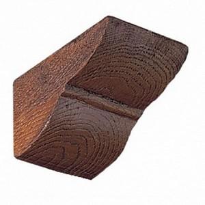 Консоль Рустик ( дуб темный) 1702013