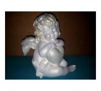 Скульптура ангелочек малая из гипса ск001 в Санкт-Петербурге