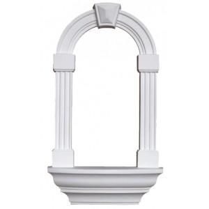 91360-1/2 арка + замок DECOMASTER-2 (762*390*112mm)