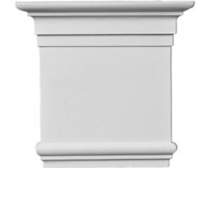 92815-1R/20 капитель для камина DECOMASTER-2 (200*190*60мм)