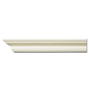 Плинтус потолочный с гладким профилем K242
