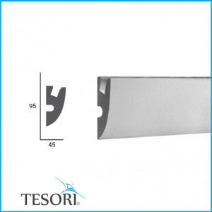 Профиль для светодиодной подсветки KD 304