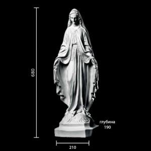 Статуя Дева Мария ST-019