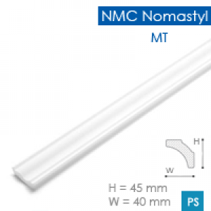 Потолочный плинтус из пенопласта NMC Nomastyl MT в Санкт-Петербурге