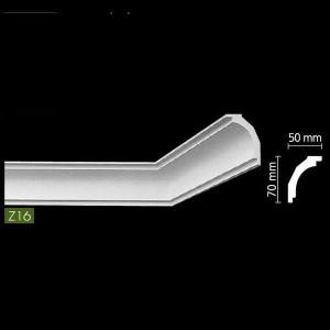Гладкий потолочный профиль Z16