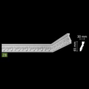 Потолочный профиль с рисунком Z8