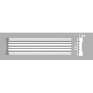 97206 ШК/60 молдинг DECOMASTER-3 (85х18х2400мм)