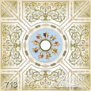 Фреска орнамент фр0713 в Санкт-Петербурге
