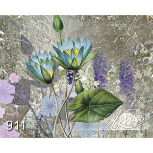 Фреска абстракт фр0911