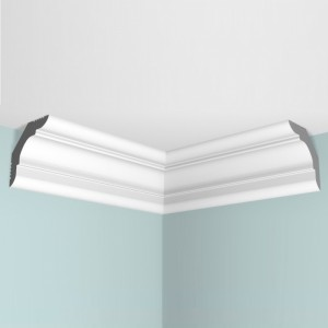Уголок потолочный внутренний П07 35/35