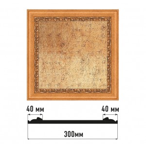 Декоративная панно D30-1223 (300*300)
