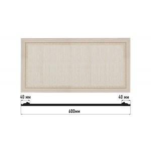 Декоративное панно D3060-19D (600*300)