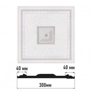 Декоративное панно D31-42 (300*300)