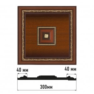 Декоративное панно D31-51 (300*300)
