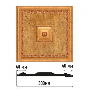 Декоративное панно D31-58 (300*300)