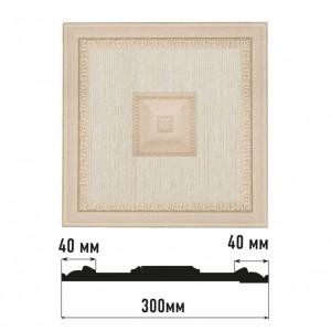 Декоративное панно D31-18D (300*300)